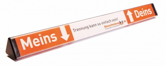 Scheidung Holland/Niederlande - Bartenbach_Warentrennstab