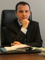 Anwalt  Christos Pigaris